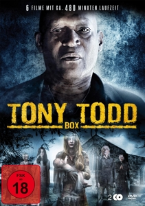VARIOUS - TONY TODD BOX