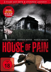 PAQUIN/MOYER/HELFER/DENTON/KEN - HOUSE OF PAIN (3 FILME AUF DVD)