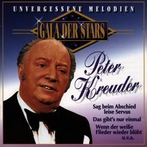 KREUDER,PETER - GALA DER STARS:PETER KREUDER