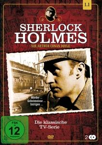 VARIOUS - SHERLOCK HOLMES - DIE KLASSISCHE TV-SERIE 1.1
