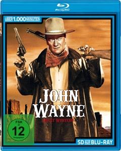 VARIOUS - JOHN WAYNE - GREAT WESTERN SD AUF BD (23 FILME)
