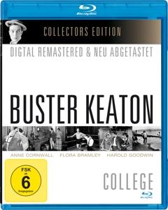 KEATON/CORNWELL/BRAMLEY/GOODWI - BUSTER KEATON - COLLEGE