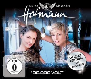 HOFMANN,ANITA & ALEXANDRA - 100.000 VOLT (DELUXE EDITION)