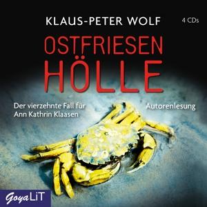 WOLF,KLAUS-PETER - OSTFRIESENHÖLLE (14). DER VIERZEHNTE FALL VON ANN