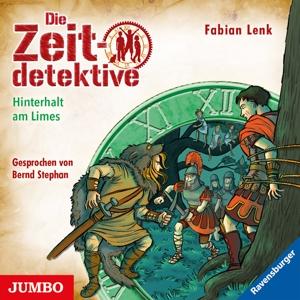 STEPHAN,BERND - DIE ZEITDETEKTIVE (42). HINTERHALT AM LIMES