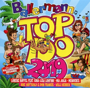 VARIOUS - BALLERMANN TOP 100 2019