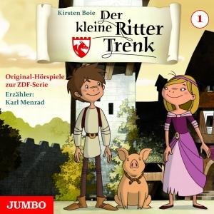 VARIOUS - DER KLEINE RITTER TRENK - HÖRSPIEL FOLGE 1