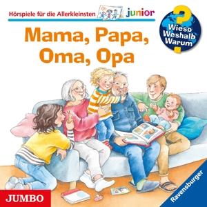WIESO? WESHALB? WARUM? JUNIOR/ - MAMA, PAPA, OMA, OPA (FOLGE 39)