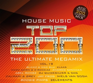 VARIOUS - HOUSE TOP 200 VOL.19