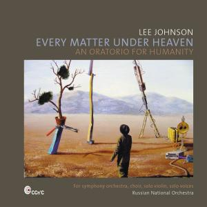 JOHNSON,LEE - EVERY MATTER UNDER HEAVEN