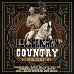 VARIOUS - BALLERMANN COUNTRY DIE WESTERNPARTY 2019