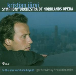 SYMPHONY ORCH.OF NORRLANDS OPE - TO THE NEW WORLD AND BEYOND