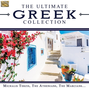 VARIOUS - THE ULTIMATE GREEK COLLECTION