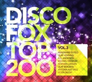 VARIOUS - DISCOFOX TOP 200 VOL.3
