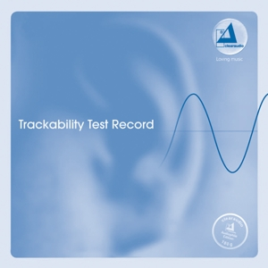 CLEARAUDIO - TRACKABILITY TEST RECORD (180G)