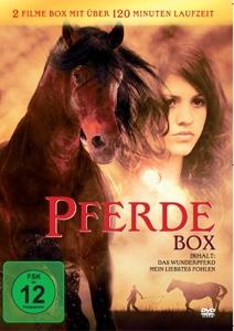 SHEPARD/WHALEY/GOUGLAS/VARIOUS - PFERDE BOX (2 FILME)