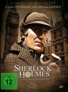 RICHARDSON/SHAW/ELLIOTT/HOWARD - SHERLOCK HOLMES - THE BEST OF