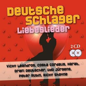 VARIOUS - DEUTSCHE SCHLAGER - LIEBESLIEDER