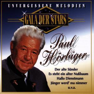 HÖRBIGER,PAUL - GALA DER STARS:PAUL HÖRBIGER