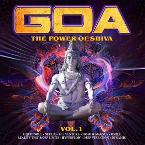 VARIOUS - GOA - THE POWER OF SHIVA VOL.1