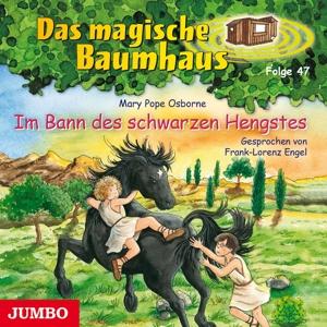 ENGEL,FRANK-LORENZ - DAS MAGISCHE BAUMHAUS 47/IM BANN DES SCHWARZEN HEN