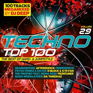 VARIOUS - TECHNO TOP 100 VOL.29-THE BEST OF HARD- AND JUMPST