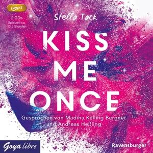 HESSLING,ANDREAS/KELLING BERGN - KISS ME ONCE (1.)