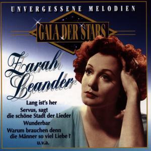LEANDER,ZARAH - GALA DER STARS:ZARAH LEANDER