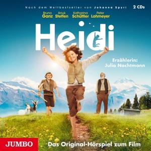 NACHTMANN/GANZ/HOGER/LOHMEYER - HEIDI (DAS ORIGINAL-HÖRSPIEL ZUM FILM)
