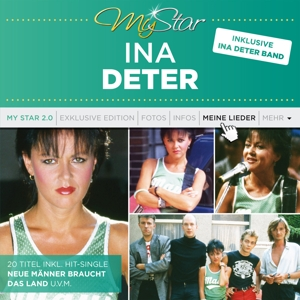 DETER,INA - MY STAR