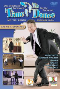 HULL,MICHAEL - TIME TO DANCE-BASICS & SPECIALS DVD