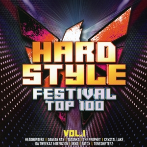 VARIOUS - HARDSTYLE FESTIVAL TOP 100 VOL.1
