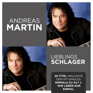 MARTIN,ANDREAS - LIEBLINGSSCHLAGER