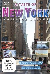 MAGIC TREASURY - A TASTE OF NEW YORK-DVD