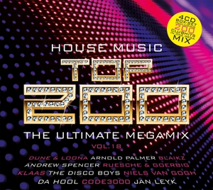 VARIOUS - HOUSE TOP 200 VOL.18