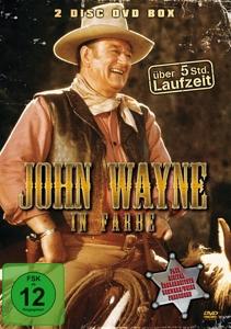 WAYNE,JOHN/VARIOUS - JOHN WAYNE IN FARBE