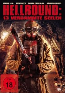 LEAL/ROTH/PAMPOLINA/WINKEL/PRE - HELLBOUND: 13 VERDAMMTE SEELEN (DVD)