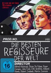 VARIOUS - DIE BESTEN REGISSEURE DER WELT (8 FILME AUF 3 DVD)