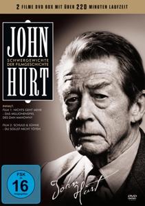HURT/HOFFMANN/DRIVER/GLOVER/RE - SCHWERGEWICHTE DER FILMGESCHICHTE: JOHN HURT