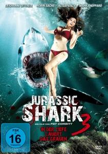 LITTRELL/SACHS/SAPIENZA/SHEPPA - JURASSIC SHARK 3