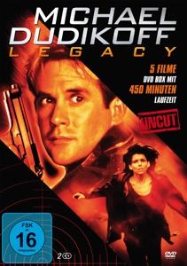 VARIOUS - MICHAEL DUDIKOFF - LEGACY (5 FILME AUF 2 DVDS)