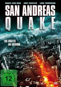 VAN DIEN/CASTLES/TOWNSEND - SAN ANDREAS QUAKE - LOS ANGELES AM ABGRUND (DVD)