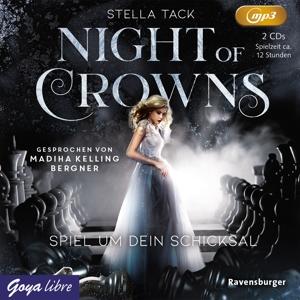 KELLING BERGNER,MADIHA - NIGHT OF CROWNS (1). SPIEL UM DEIN SCHICKSAL
