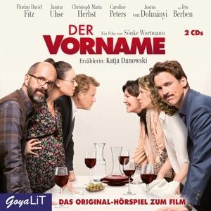 VARIOUS - DER VORNAME. DAS ORIGINAL-HÖRSPIEL ZUM FILM