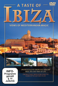 VARIOUS - A TASTE OF IBIZA-DVD