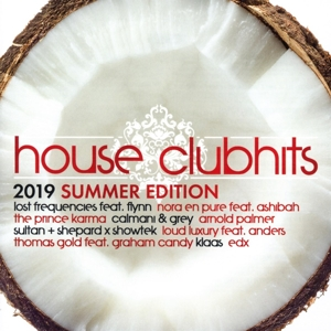 VARIOUS - HOUSE CLUBHITS SUMMER EDITION 2019
