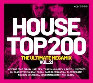 VARIOUS - HOUSE TOP 200 VOL.21