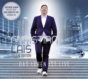 LAIS,CHRISTIAN - DAS LEBEN IST LIVE (DELUXE EDITION)