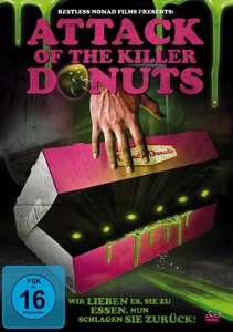 COMPTON/COMPTON/HOWELL/RAY/NGU - ATTACK OF THE KILLER DONUTS - UNCUT