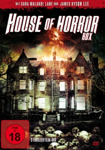 VARIOUS - HOUSE OF HORROR